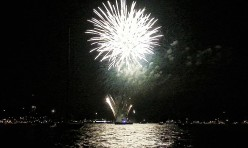 Cowes Fireworks